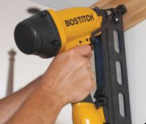 finish nailer by Bostitch