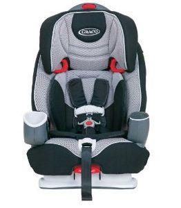 3-1 car seat system