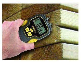 digital moisture meter by general tools