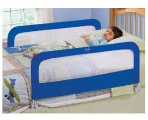 bed rail children