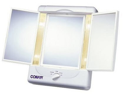 Makup Mirror with Light